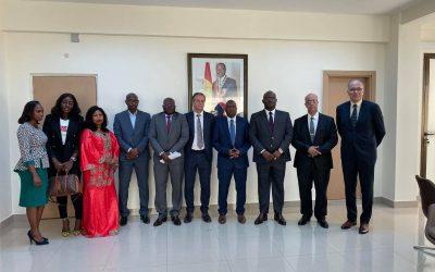 Partenariat Groupe Guicopres – Egis – Etat Guinéen